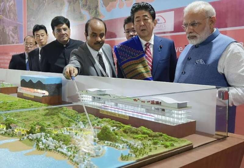 Brakes on PM Modi's Bullet Train Project if Sena, NCP, Congress Takes Power in Maharashtra: Report