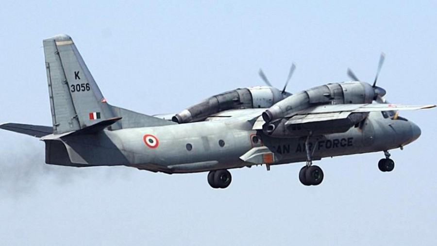 Air Force plane with 13 on board goes missing after taking off from Assam; search ops underway