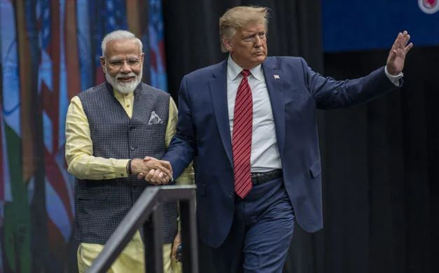 Howdy Modi event: After PM Modi's event Trump tweets The USA Loves India!