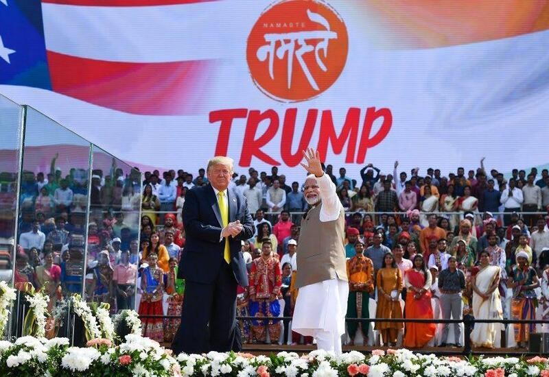 46 mn people watched 'Namaste Trump' event on 180 TV channels: BARC data