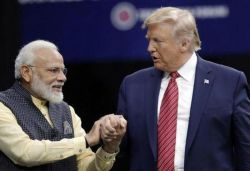Trump urges PM Modi to lift export hold on anti-malaria drug for Covid-19 treatment