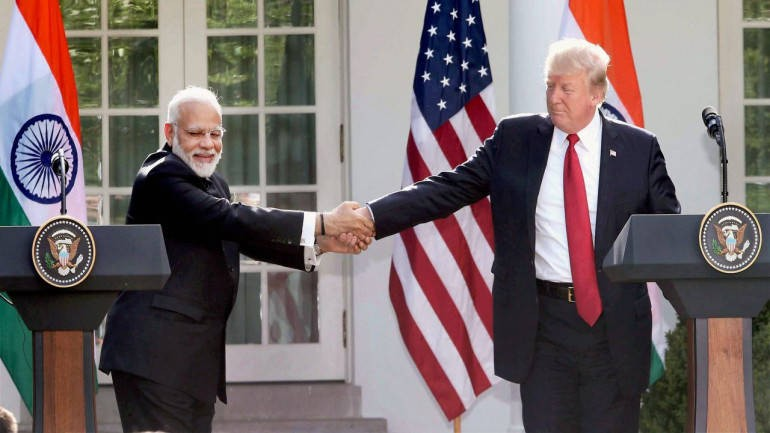 India, US to take forward talks for key military pact