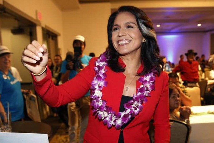 "Tulsi Gabbard says ""Howdy Modi"" event bringing together Hindu Americans and Indian-Americans"