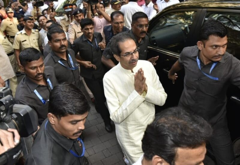 Bombay HC raises security of Uddhav will take oath tomorrow at Shivaji Park