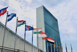 Our flag is flying high at UN: India after closed-door UNSC meeting on J&K