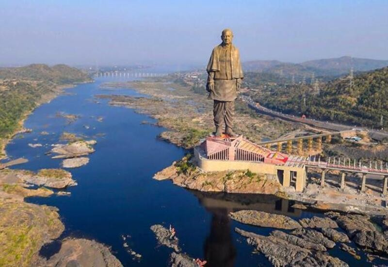 Statue of Unity on TIME's greatest places in world list