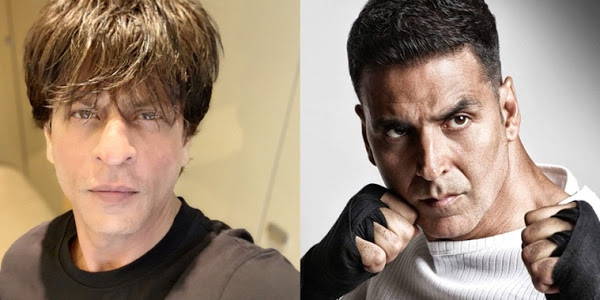 Shah Rukh Khan explains why he can't work with Akshay Kumar