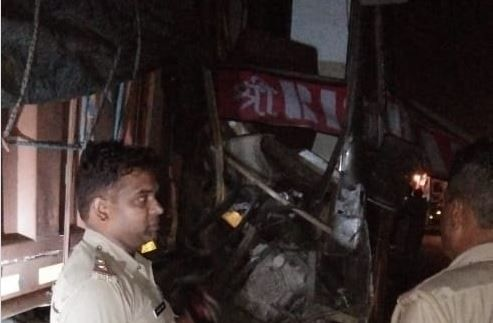 Driver dead, 24 passengers injured after bus rams into parked truck in Unnao