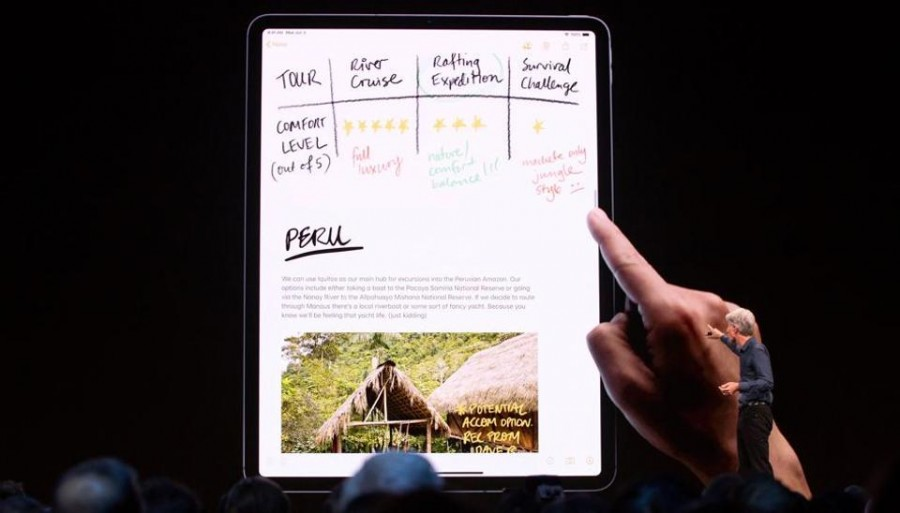 WWDC 2019: Apple unveils iPadOS with new capabilities and intuitive features