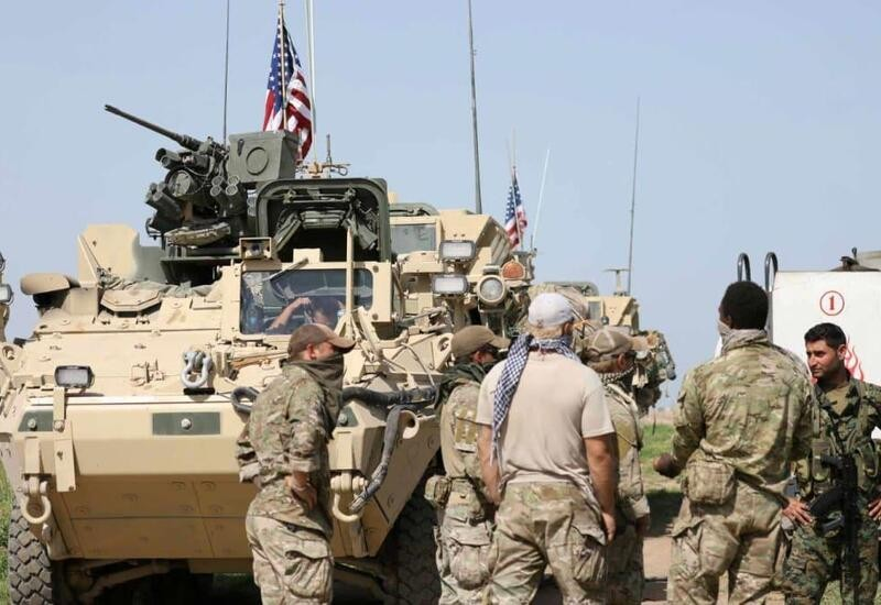 All US troops withdrawing from Syria expected to go to Iraq