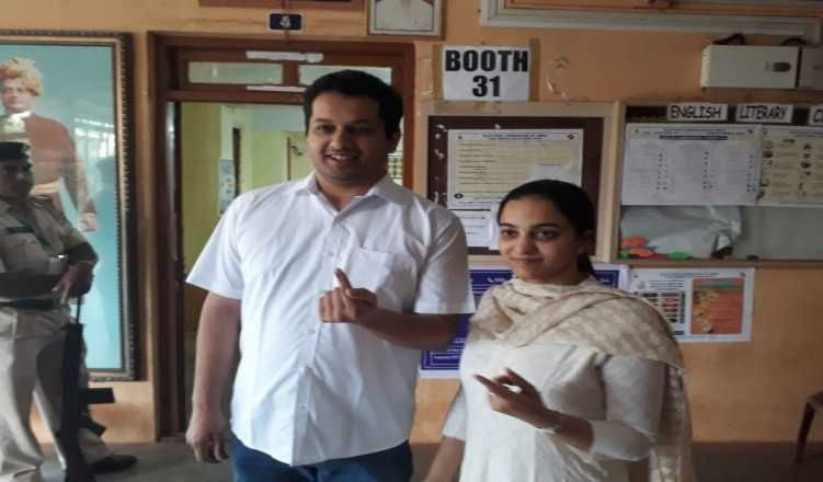 BJP denies Parrikar's son ticket for Panaji bypoll