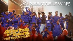 Indian dance crew V Unbeatable wins 'America's Got Talent