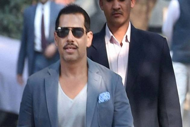 Robert Vadra's protection from arrest in money laundering case extended till April 1