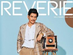 Vijay Varma Looks Extraordinaire On REVERIE Cover