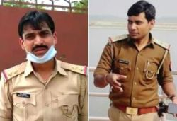 2 suspended UP policemen accused of tipping off Vikas Dubey arrested