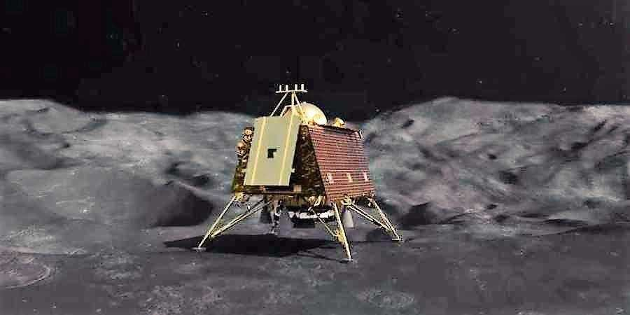 Vikram lander went incommunicado 335 metres above lunar surface, not 2.1 km