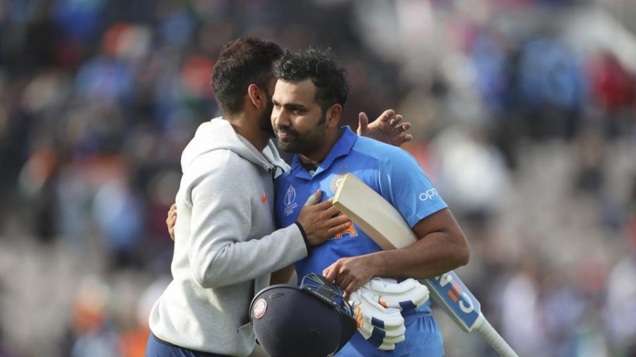 ICC World Cup 2019: Virat Kohli gives huge compliment to Rohit Sharma