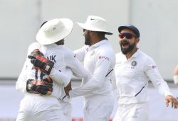 India beat SA to win 11th straight Test series at home, set world record