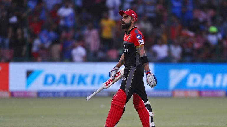 Royal Challengers Bangalore only 3rd team to lose 100 T20 matches