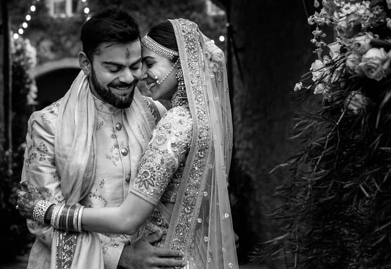 Virat Anushka Wedding Anniversary: Check out how the couple wished each other on the special day