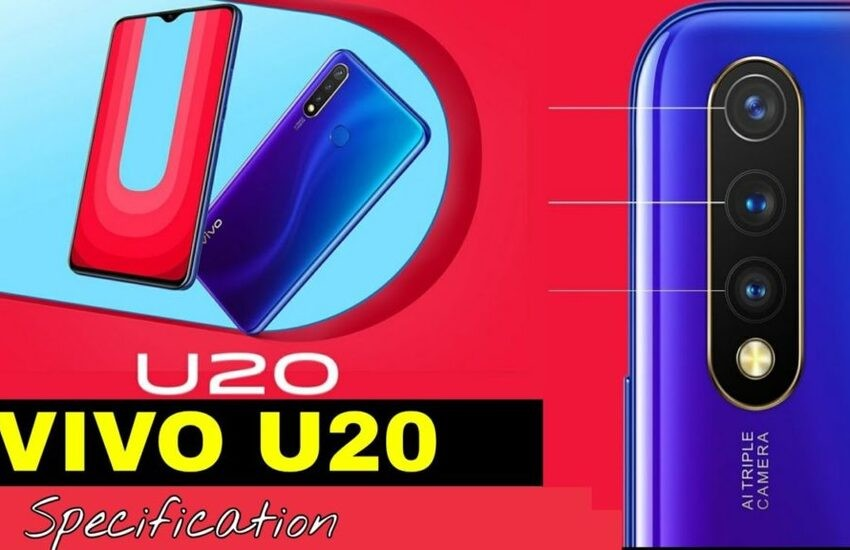 Vivo U20 launch today with 5,000mAh battery, Snapdragon 675 SoC