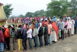 Voting begins for 16 seats in final phase of Jharkhand Assembly polls
