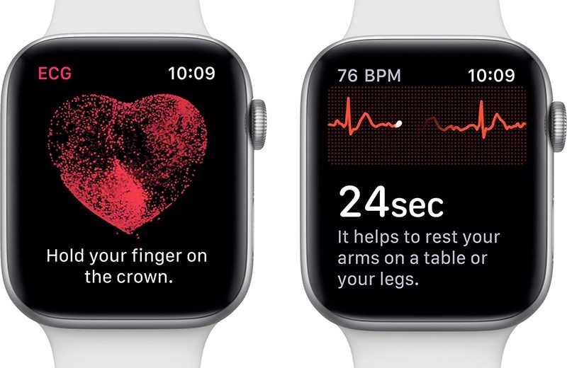 Apple launches App Store for its Watch; adds health features