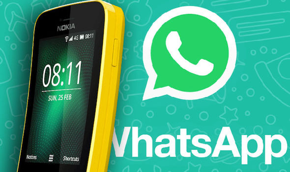 Nokia 8110 4G Feature Phone Will Finally Let You Chat on WhatsApp