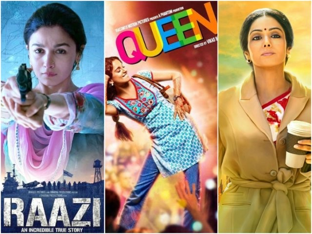 International Women's Day 2019: 10 Bollywood movies empowering women that will leave you inspired
