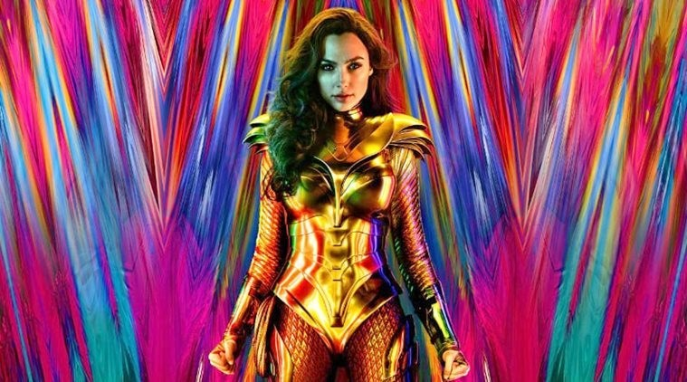Wonder Woman 1984 poster: Gal Gadot is powerful and fierce