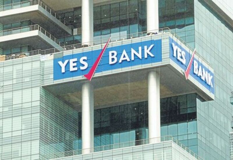 Yes Bank shares falls nearly 5% in Early Trade