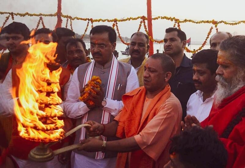 Yogi Adityanath should head temple trust: Ram Janmabhoomi Nyas