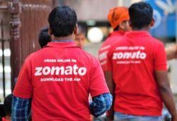 Zomato's revenue grew by 105% to $394 million in FY20