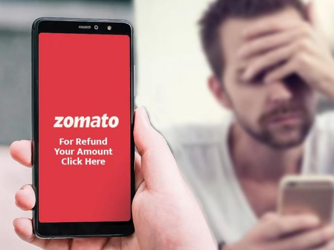 Trying to get Rs 100  refund from Zomato, Patna man looses Rs 77,000 in dubious transaction